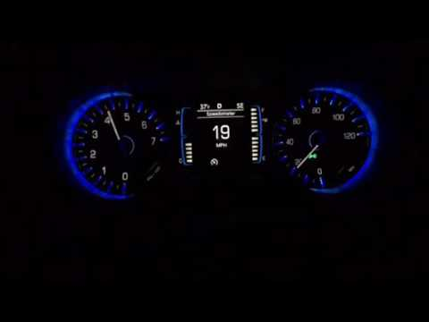2017 Chrysler Pacifica 0 60 Mph Acceleration