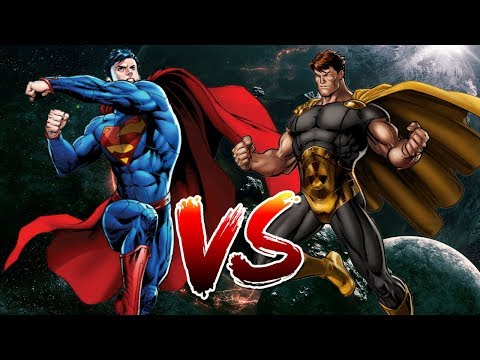 Superman VS Hyperion | Who Wins?