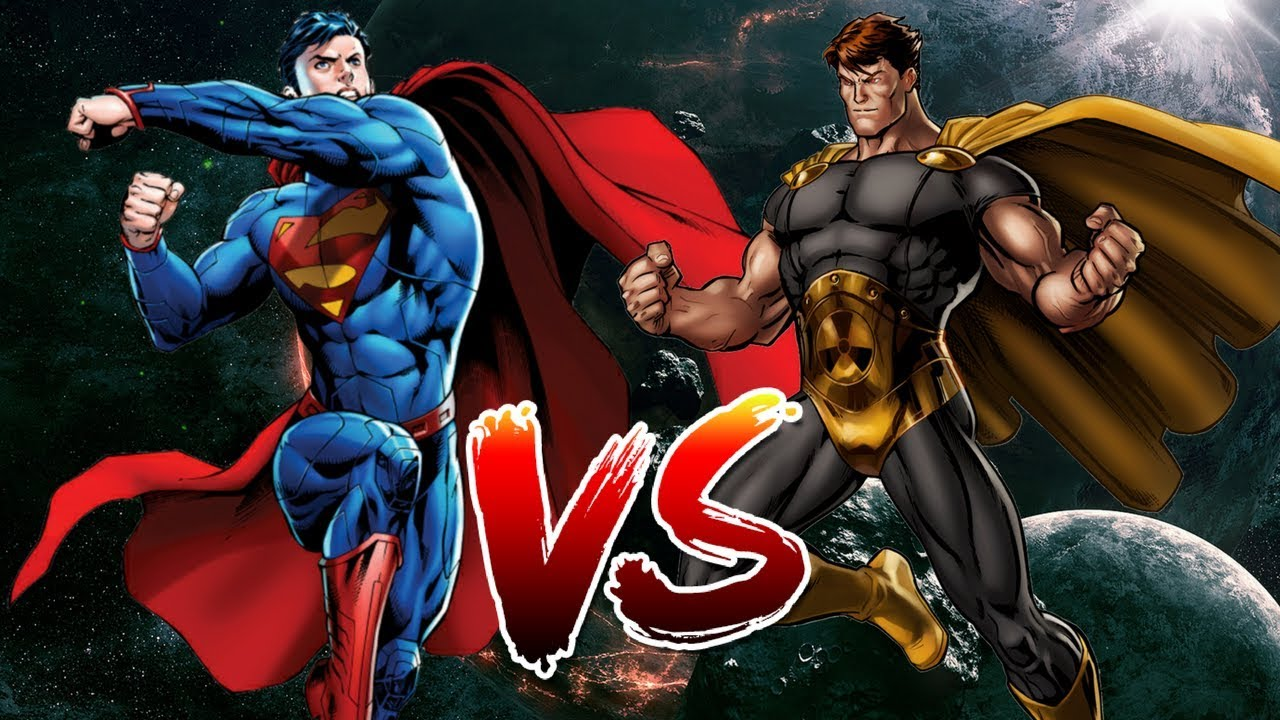 Superman Vs Hyperion Who Wins Youtube