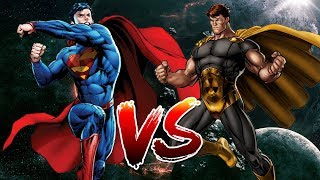 Superman VS Hyperion   Who Wins?