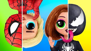 Never Too Old for Dolls! 11 Superhero LOL Surprise DIYs