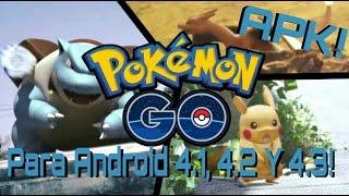 Como jugar a pokemon go en android 4.1, 4.2 y 4.3 ¡nueva versión!
