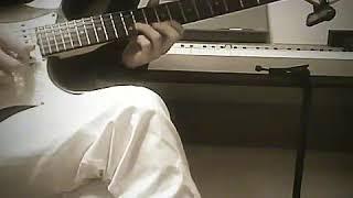 チックコリアのスペイン、自分なりのギターで弾いてみました.