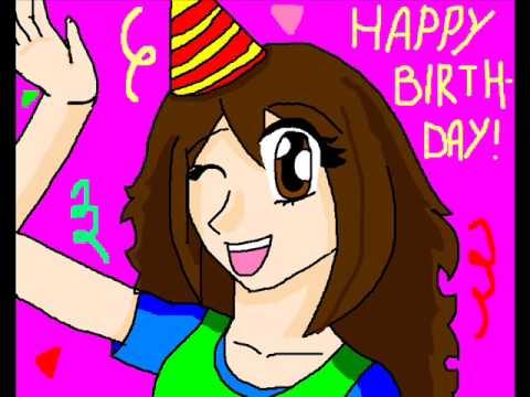 Selph94's Birthday Fan-art!