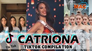 Catriona dance cover is became viral and take tiktok philippines by storm, a song matthaios here are the best compilation of catriona. subscri...