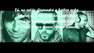 Enrique Iglesias Ft Yandel Juan Magan Noche Y Dia Letra