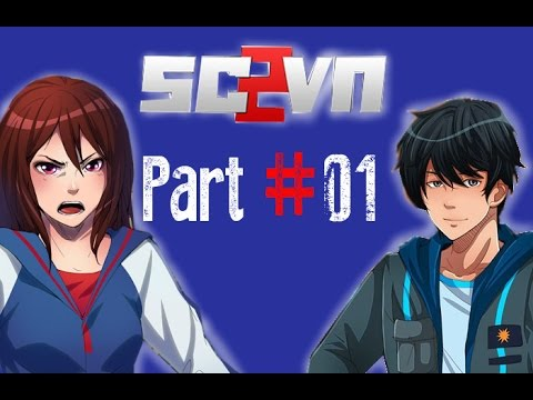 Let's Play SC2VN [Part 01] - The day that everything changes! [HD Blind Gameplay]