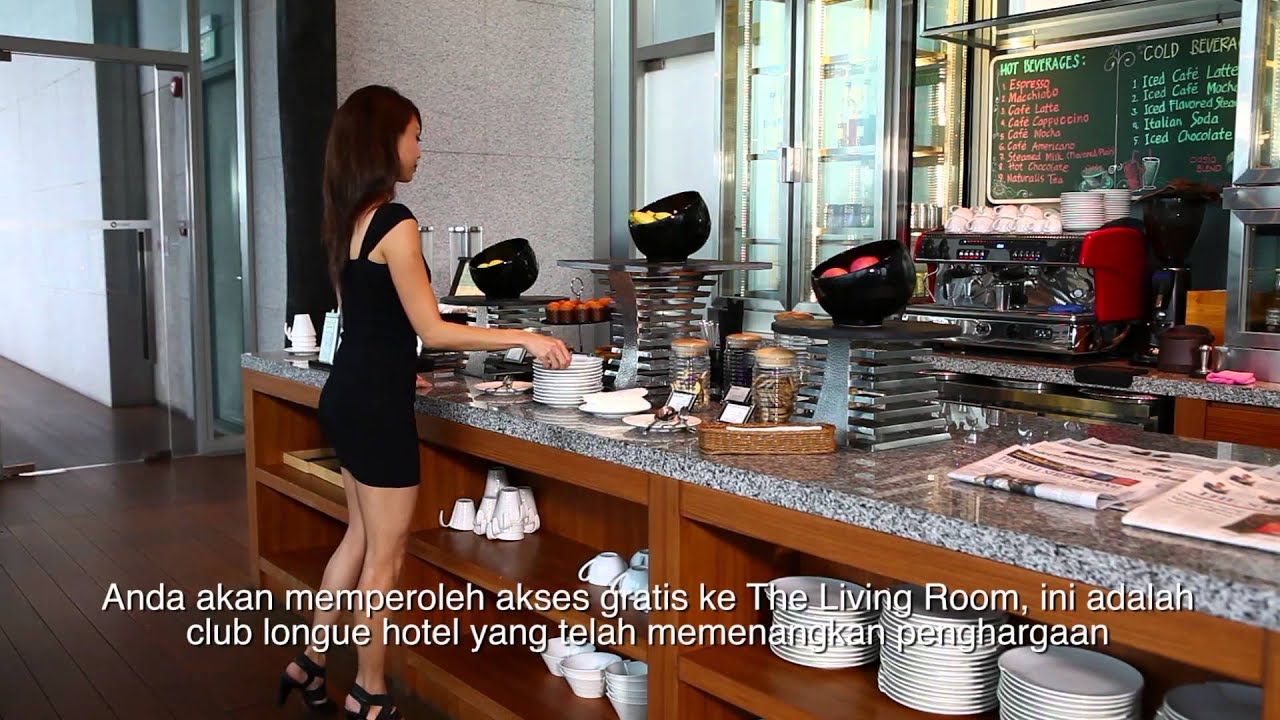 Oasia Hotel Singapore By Far East Hospitality Di Singapura