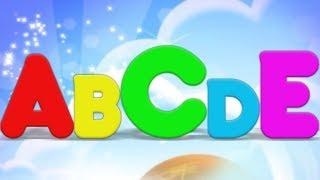 Speaking French Alphabets | Vidéo éducative pour enfants | l'alphabet français | Kids Tv Française