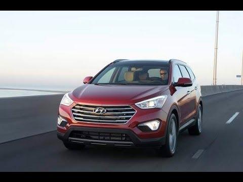 Prueba Hyundai Santa FE 2013 Espaol