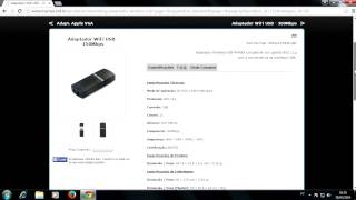 instalao adaptador mymax 150mbps