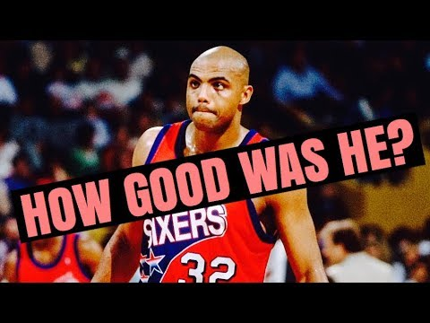 How Good Was Charles Barkley REALLY?