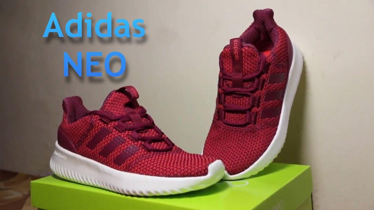 referir lote Lavar ventanas  Adidas Shoes - Adidas NEO - CLOUDFOAM - YouTube