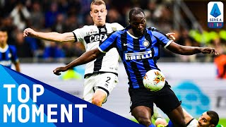 Lukaku Has Goal Reinstated By VAR! | Inter 2-2 Parma | Top Moment | Serie A