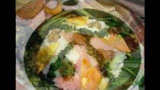 Azərbaycan mətbəxi /  Azerbaijani cuisine / Азербайджанская кухня