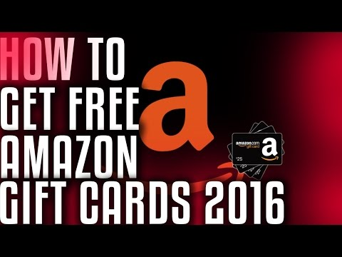 DOES IT WORK?!How to Get Free Amazon Gift Cards 2017