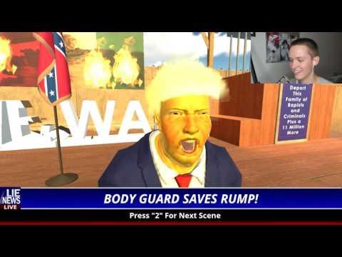 WRESTLING TRUMP!!! Mr President #1