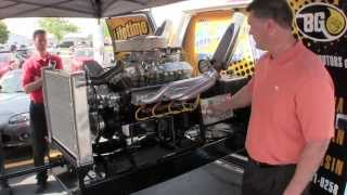 BG Oil Less Engine at Holiday Automotive
