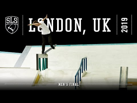 2019 SLS World Tour Stop 1 London Mens Final