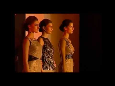 Srilanka Fashion & Apparel Awards SLDF 2013 Part 01