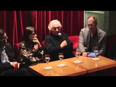 FIAC talk: Daniel Buren with Alfred Pacquement and Joëlle Pijaudier-Cabot