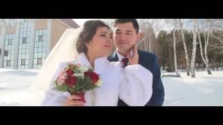Свадебный клип Юли и Радмира