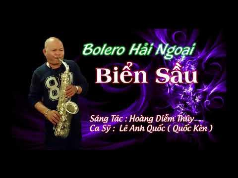 Bolero Hải Ngoại - Vừa Thổi Kèn Vừa Ca :  QUỐC Kèn