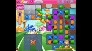 Candy Crush Saga - Level 1432 (3 star, No boosters)