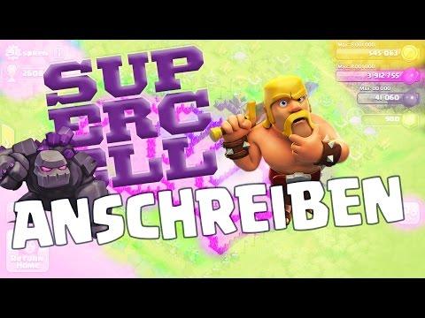 Supercell anschreiben und Spieler melden - CLASH OF CLANS [Deutsch/German HD+]