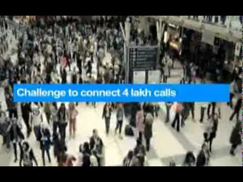 Reliance Telecom GSM Launch - Go For It Campaign