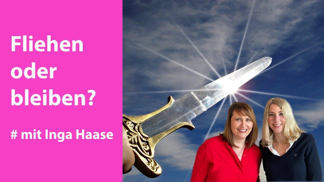 Download 🏃🏼♀️ FLIEHEN oder BLEIBEN? ⚔️ #SHS #Flucht #Hauskirche #Arche #GVC #IngaHaase