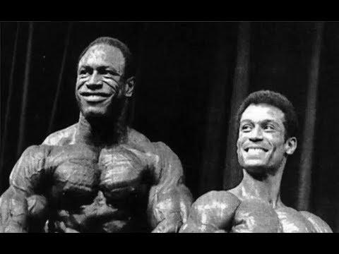 1984 Mr Olympia Lee haney &Mohamed Makkawy[Lee haney's 1st Title]