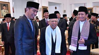 Peringatan Maulid Nabi Muhammad Saw Tahun 1441 H/2019 M, Istana Negara, 8 November 2019