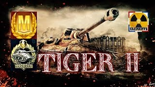 Tiger 2 world of tank blitz 5 kills Mastery Gameplays