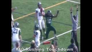 Jayru Campbell Cass Tech QB Sophomore Highlights