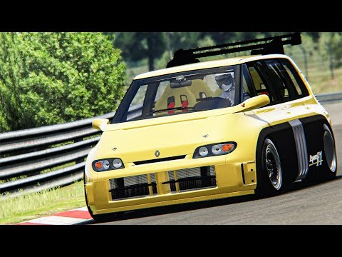 RENAULT ESPACE F1 !! - ASSETTO CORSA VR