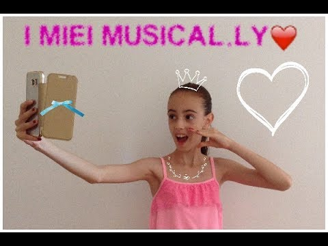 I MIEI MUSICAL.LY !!
