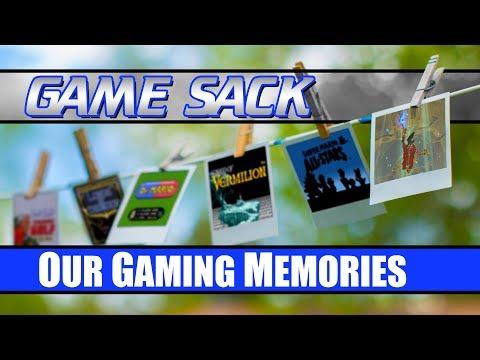 Our Gaming Memories - Game Sack