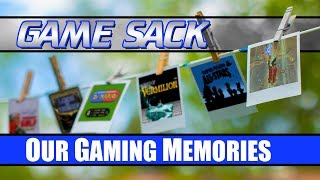 Our Gaming Memories - Game Sack