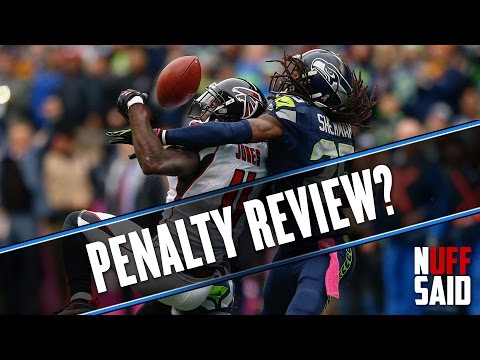 Pass interference needs to be fixed, but reviewing it is a terrible idea | Nuff Said