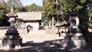 須倍神社  参道 社殿 参拝殿 おしゃもっさま