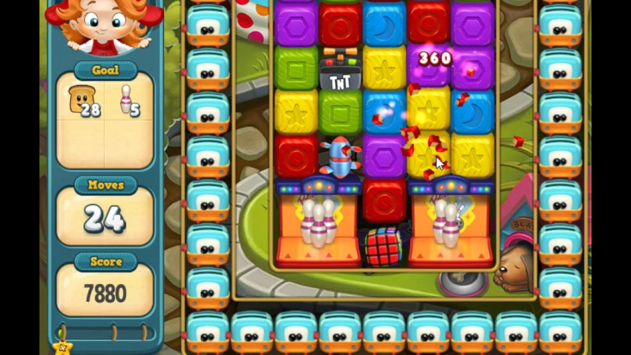 Toy Blast Game Boosters : Toy blast level no boosters youtube