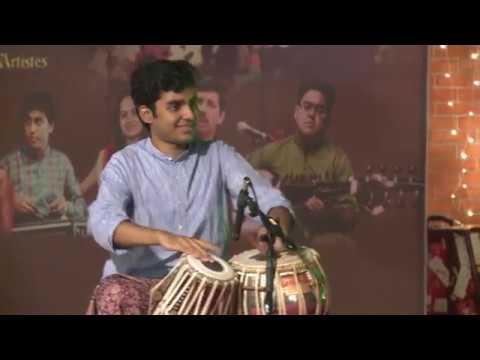 IshaanGhosh With SatyendraSolanki- Rageshree-Jhala