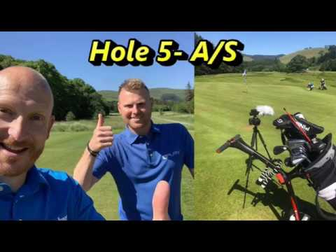 Steve Johnston PGA v Daniel Wood Golf - Part 2