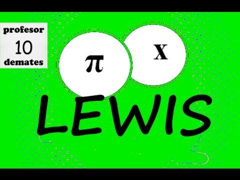 Estructura De Lewis Ch4 Nh3 Trucos Explicación Ejercicios 02b