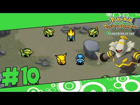 Pokémon Mystery Dungeon Esploratori del Cielo! 10