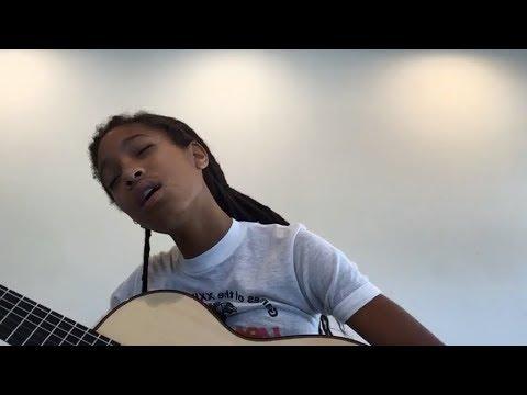 Willow Smith Instagram Live Stream 10 October 2017 Youtube