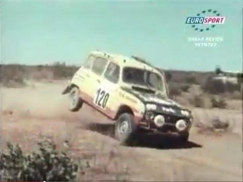 Rally Raid Dakar 1979 - 85 (PT language)