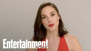 Entertainers Of The Year: Watch Gal Gadot's Acceptance Speech | Entertainment Weekly
