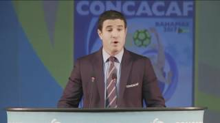 CONCACAF World Cup Draw 2017